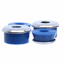 Independent Standard Cylinder Cushions Medium Hard BLUE