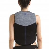 Jobe NEOPRENE VEST WOMEN COOL GREY