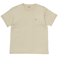 Carhartt WIP W' S/S CHASY T-SHIRT FLOUR / GOLD
