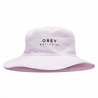 OBEY HAMPTONS HAT PEACH
