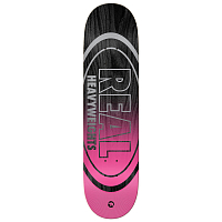 Real Skateboards BRD HEAVYWEIGHT blk