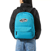 Vans REALM BACKPACK ENAMEL BLUE