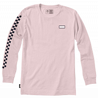 Vans OFF THE WALL CLASSIC GRAPHIC LS VANS COOL PINK
