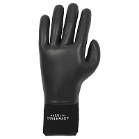 Hurley M ADVANTAGE PLUS 3MM GLOVE BLACK