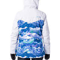 Rip Curl BETTY PTD JKT PALACE BLUE