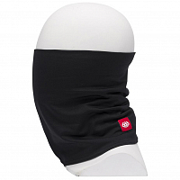 686 DOUBLE LAYER FACE WARMER BLACK