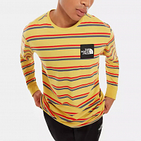 The North Face M STREETSETTER O YELLOW STRIPE (NU4)