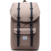Herschel Little America PINE BARK/BLACK