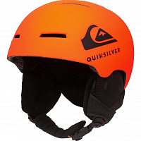 Quiksilver THEORY M HLMT NEON ORANGE