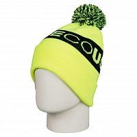DC CHESTER BEANIE  HDWR SAFETYYELLOW
