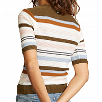RVCA NORA SWEATER MULTI