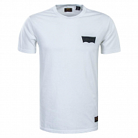 Levi's® SKATE GRAPHIC SS TEE LSC WHITE CORE BA