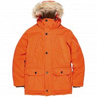 Element EXPLORER PARKA BURNT OCHRE