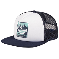Burton I-80 SNPBK TRKR DRESS BLUE