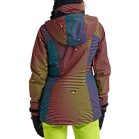 Burton W JET SET JK GRADIENT SPUN OUT