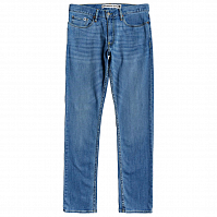DC Worker Straight M Pant LIGHT INDIGO BLEACH