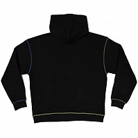 LIARS COLLECTIVE HOODIE COLORS BLACK