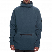 686 GLCR KNIT TECH FLC BLUESTEEL MELANGE