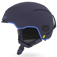 Giro TERRA MIPS MATTE MIDNIGHT/SHOCK BLUE