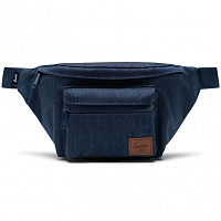 Herschel SEVENTEEN INDIGO DENIM CROSSHATCH