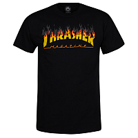 Thrasher BBQ S/S BLACK
