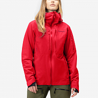 NORRONA LOFOTEN GORE-TEX INSULATED TRUE RED