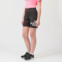 The North Face W FLYSCRAPER SHORT TNF BLACK (JK3)