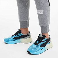 PUMA RS-X³ MOVE PUMA BLACK-ETHEREAL BLUE
