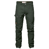 Fjallraven GREENLAND JEANS M LONG DEEP FOREST