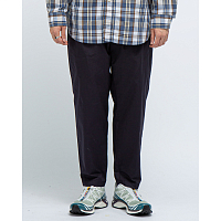 ENGINEERED GARMENTS CARLYLE PANT DK.NAVY HIGH COUNT TWILL