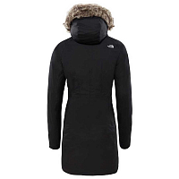 The North Face W ARCTIC PKA II TNF BLACK (JK3)