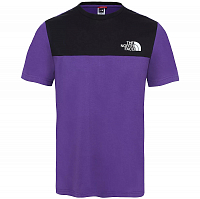 The North Face M HIMALAYAN S/S TEE HEROPRPL/T (V0G)