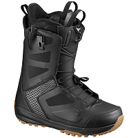 Salomon DIALOGUE WIDE JP BLACK/BLACK/GRAY VIOLET