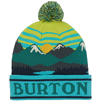 Burton KIDS ECHO LAKE BNIE BLUE CURACAO