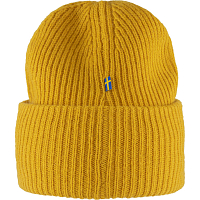Fjallraven 1960 LOGO HAT MUSTARD YELLOW