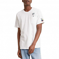 Levi's® RELAXED FIT POCKET TEE BACK FLIP SNOOPY