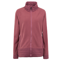 686 WMS QUILTED FLEECE JACKET CRUSHED BERRY