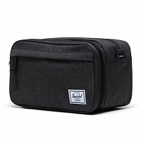 Herschel CHAPTER X-LARGE Black Crosshatch