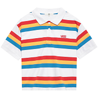 Vans Long Haul Polo White