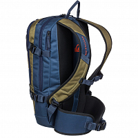 Quiksilver OXYDIZE BACKPAC M BKPK MILITARYOLIVE