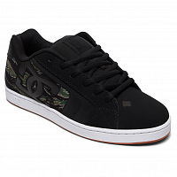 DC NET SE M SHOE CAMO BLACK