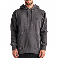 Roark MONGER HOODED FLEECE blk