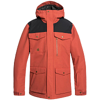 Quiksilver RAFT JK M SNJT BARN RED