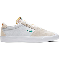 Nike SB ZOOM BRUIN EDGE WHITE/NEPTUNE GREEN-VIVID ORANGE