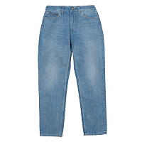 Carhartt WIP W' PAGE CARROT ANKLE PANT BLUE (LIGHT STONE WASHED)