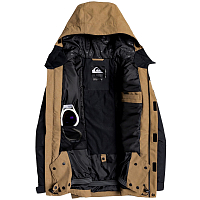 Quiksilver RIDGE YOUTH JK B SNJT OTTER