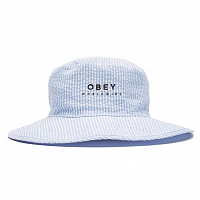OBEY HAMPTONS HAT BLUE