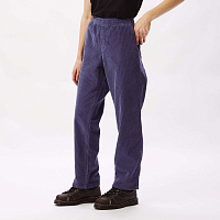 OBEY SPLASH CORD PANT GRAPE
