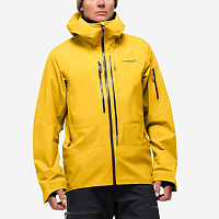 NORRONA LOFOTEN GORE-TEX PRO JACKET LEMON CHROME