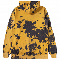 THE HUNDREDS SWITCHBACK PULLOVER YELLOW